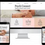 Psych Connect | DR Sirous Momenzadeh | GK Web Agency