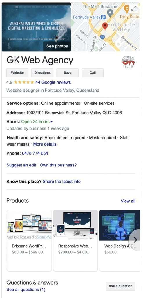 5 Google My Business Mistakes You're Making & How to Avoid Them | GK Web Agency